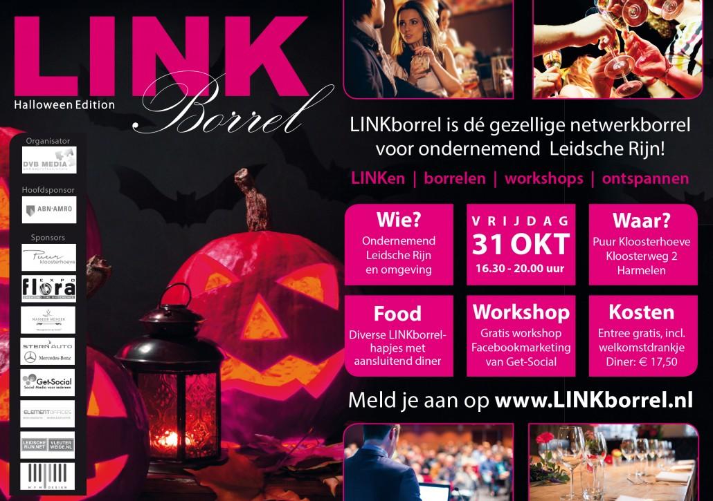 Linkborrel roze.indd